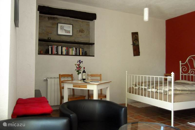 Vakantiehuis Italië, Piëmont, Murazzano Appartement Casavabene studio 'Classico'