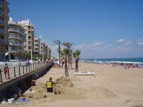 Strand Guardamar, Torrevieja