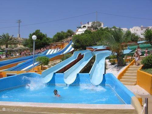 Waterpark Rojales of Torrevieja