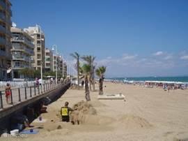 De stranden van de verschillende badplaatsen op nog geen 10 autominuten