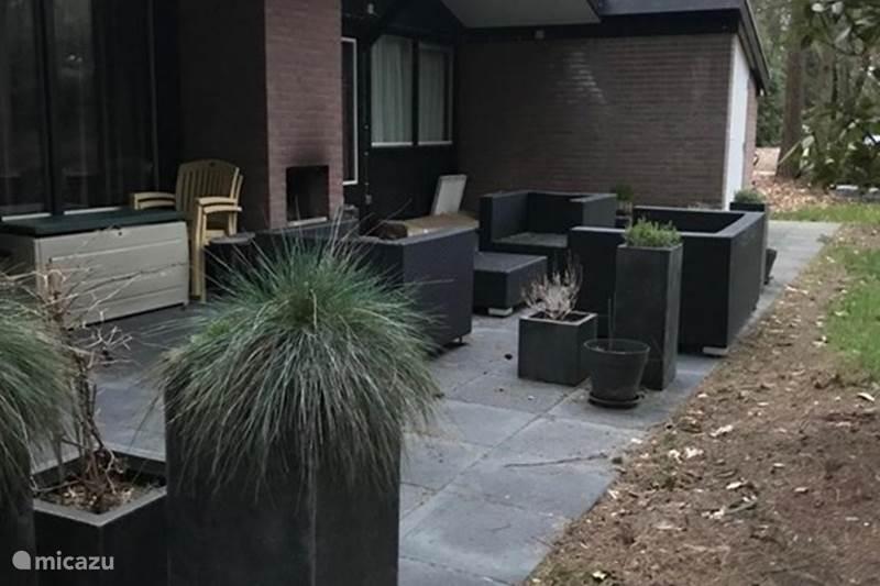 Vakantiehuis Nederland, Overijssel, Giethmen Bungalow D`Ommekeer