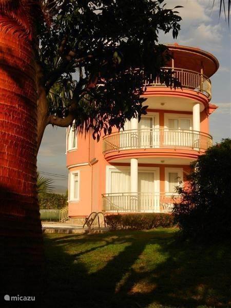 Vakantiehuis Turkije, Turkse Rivièra, Alanya villa Payallar
