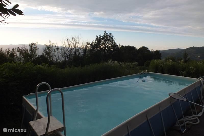 Vakantiehuis Italië, Piëmont, Pezzolo Boerderij Cascina Moraglia