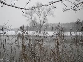 Sneeuw, ook in de winter is het hier prachtig.