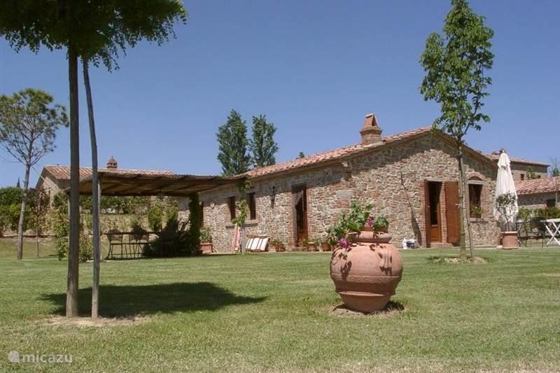 Vakantiehuis Italië, Toscane, Cortona Vakantiehuis Casa Collina (Casali di Montecchio)