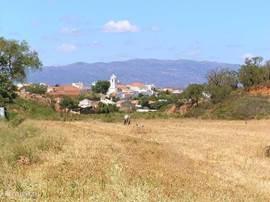 uitzicht op oosten (casa algarvia)