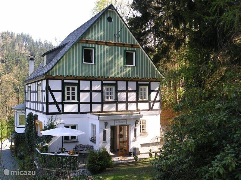 Vakantiehuis Duitsland, Sauerland, Winterberg Vakantiehuis Haus Im Wiesengrund