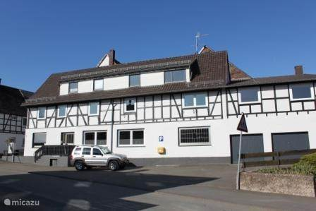 Vacation rental Germany, Sauerland, Stormbruch holiday house ZumDiemelsee