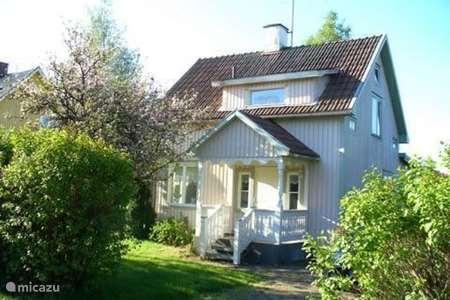 Vakantiehuis Zweden – villa Sunnehuset