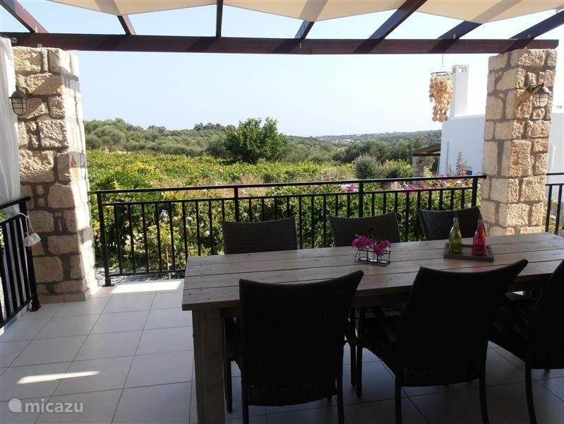 Vacation rental Greece, Crete, Loutra - villa Villa Ithaka