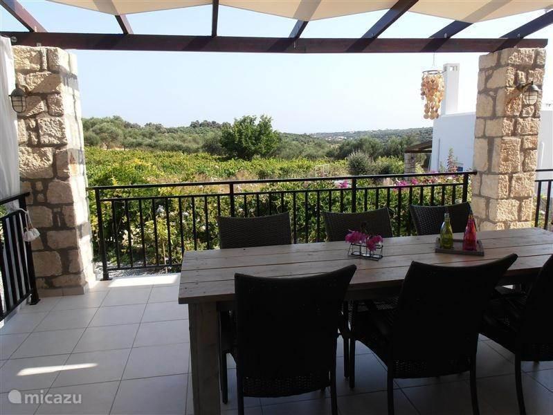Vakantiehuis Griekenland, Kreta, Loutra Villa Villa Ithaka