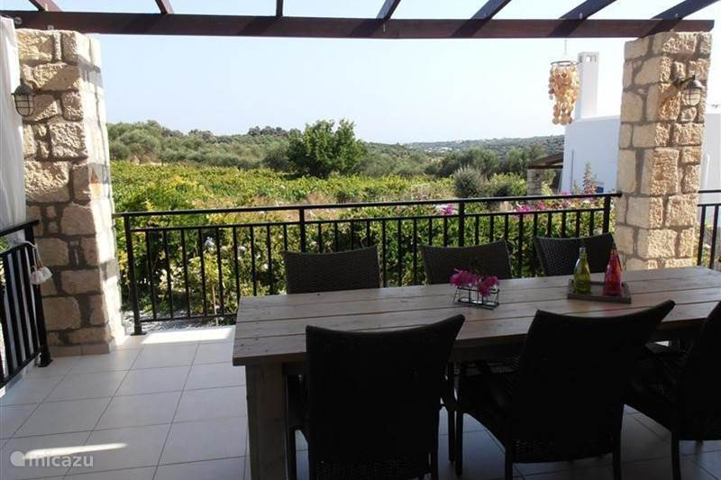 Vacation rental Greece, Crete, Loutra Villa Villa Ithaka