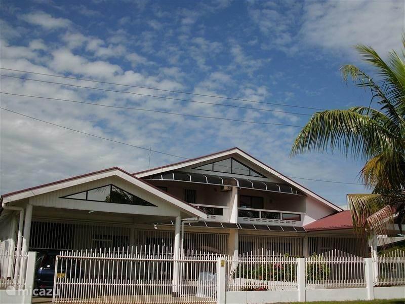 Vakantiehuis Suriname, Paramaribo, Paramaribo vakantiehuis Surimaribo Palace