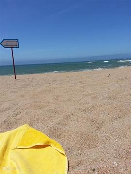 Sao Lourenco strand