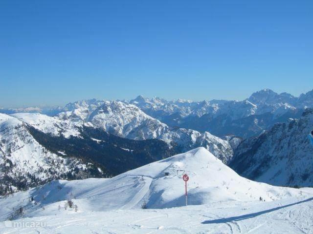 Nassfeld ski arena-Hermagor