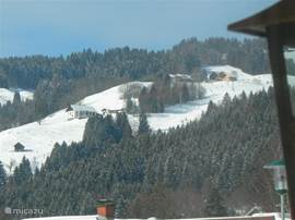 ... or to the ski slope in Kötschach-Mauthen