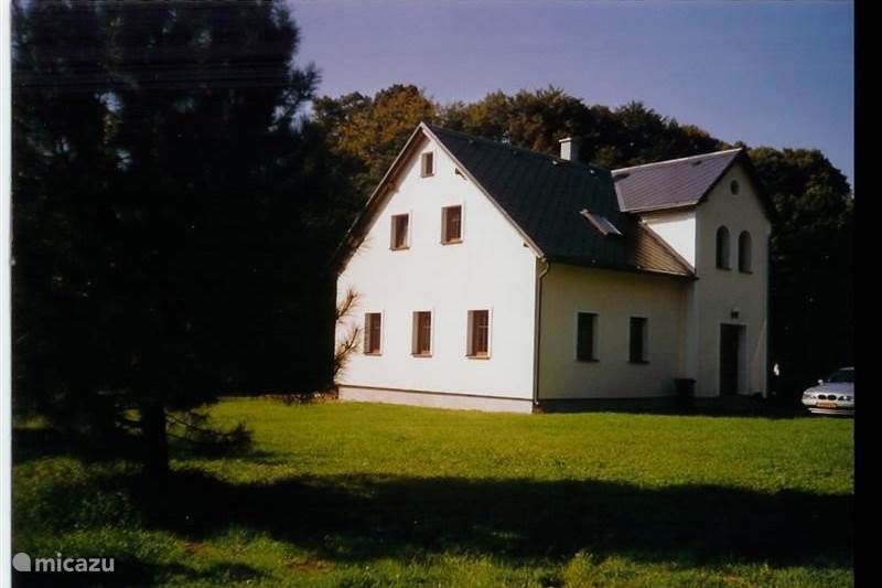 Vacation rental Czech Republic, North Bohemia, Zibridice Holiday house Country-house