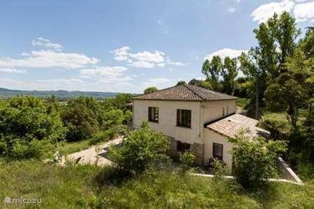 Ferienwohnung Frankreich, Ardèche, Casteljau villa BonToul