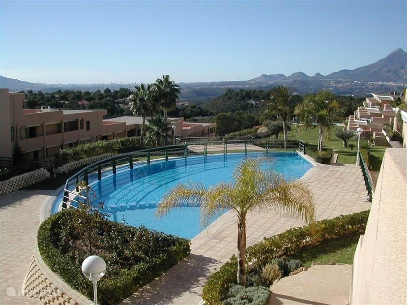 Vakantiehuis Spanje, Costa Blanca, Altea Appartement Altea La Nova