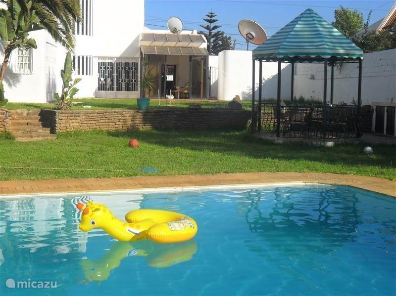 Vakantiehuis Marokko – villa Villa Samira