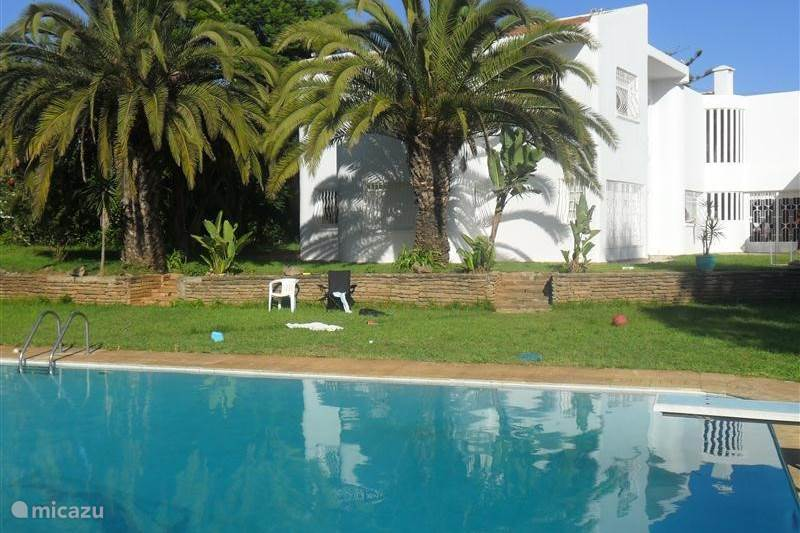 Vakantiehuis Marokko, Atlantische Kust, Rabat Villa Villa Samira