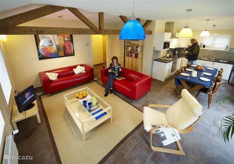 Vakantiehuis Nederland, Noord-Brabant, Escharen vakantiehuis Aan het Raamdal, Stuurboord