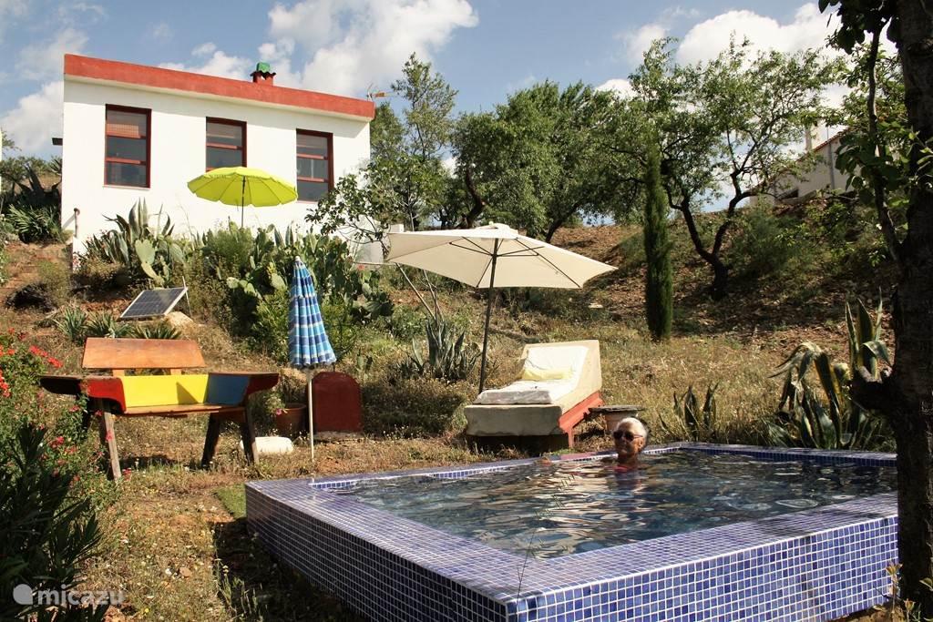 Vacation rental Spain, Andalusia, Sorvilán holiday house Farm / Cortijo 'La Alcandora'