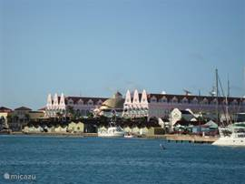 view of Oranjestad