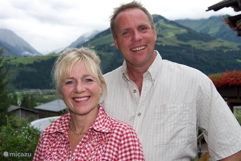 Gert & Esther  Mulder