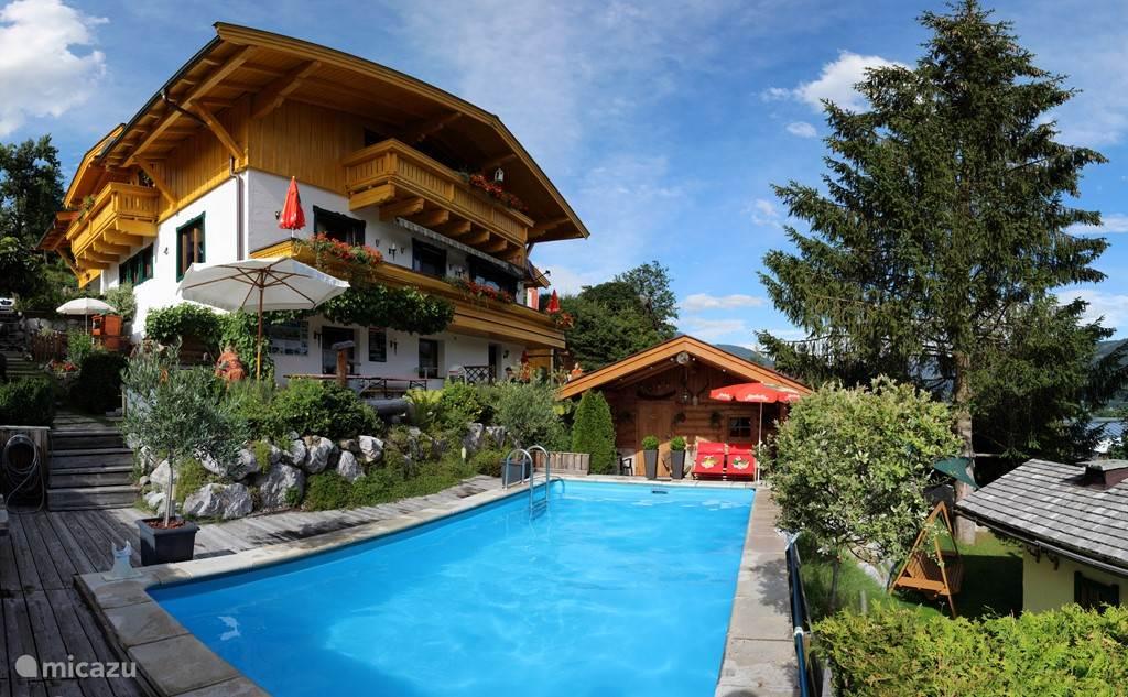 Vacation rental Austria, Salzburgerland, Kaprun apartment Landhaus Kitzblick