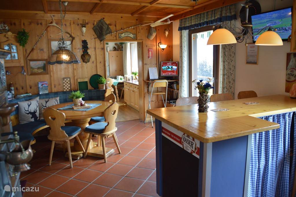 Cosy bar Landhaus Kitzblick