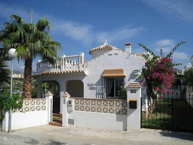 Vakantiehuis Spanje, Costa del Sol, Torrox-Costa - bungalow Villa Andrea (bungalow)