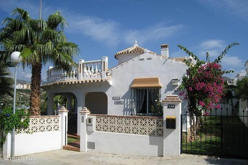 Vacation rental Spain, Costa del Sol, Torrox-Costa Bungalow Villa Andrea (bungalow)