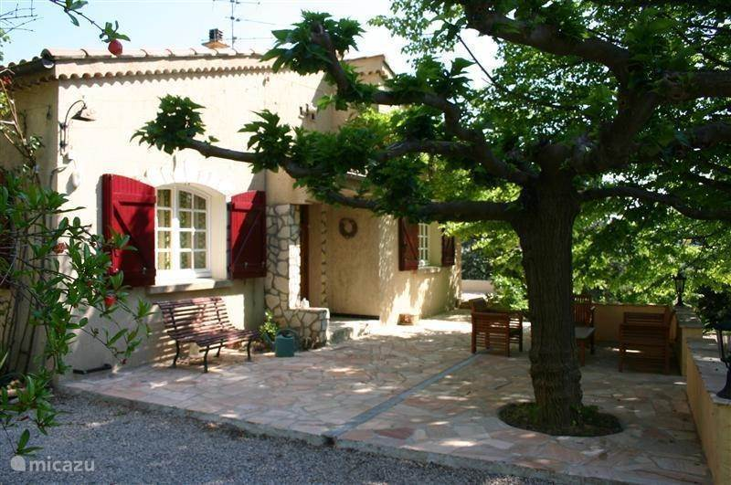 Vacation rental France, Provence, Lorgues villa Bellevue