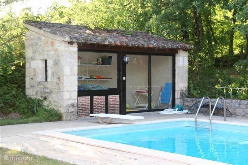 Vacation rental France, Lot, Pern Holiday house Pern 2