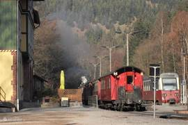 Harz narrow gauge.
