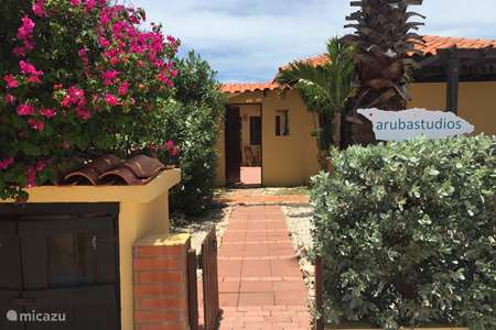 Vacation rental Aruba, North, Westpunt studio Aruba Studio 3 minutes from beach