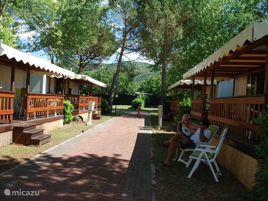 Vakantiehuis Italië, Umbrië, S. Arcangelo Di Magione Stacaravan Stacaravan direct aan Trasimenomeer