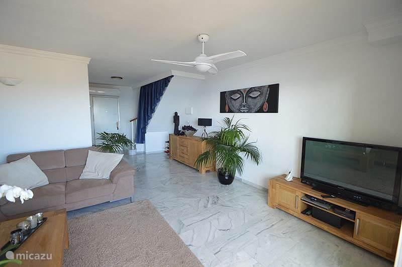 Vakantiehuis Spanje, Costa del Sol, Fuengirola Penthouse *Fuengirola Aan Zee !!!*