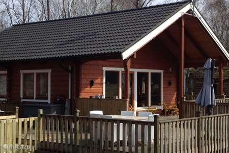 Vakantiehuis Zweden – blokhut / lodge 'Tawibo stuga' met sauna