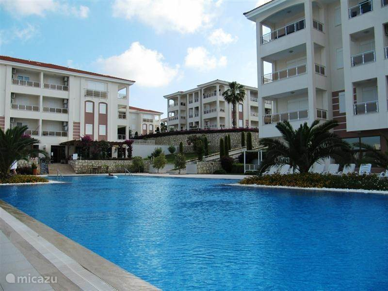 Vakantiehuis Turkije, Turkse Rivièra, Side appartement Spring Apt. E12