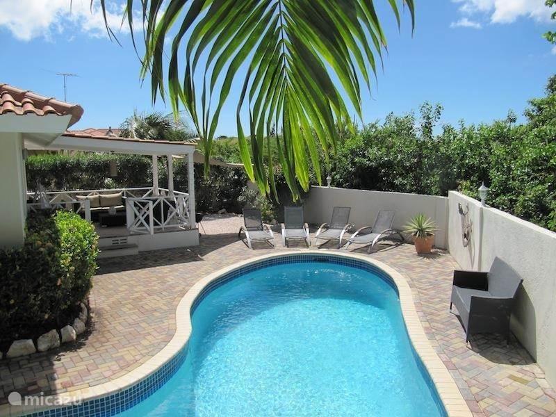 Vacation rental Curaçao, Banda Ariba (East), Jan Thiel villa Villa Palu di Koko