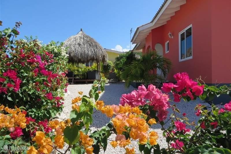 Vacation rental Curaçao, Banda Abou (West), Fontein Villa Kas Orane