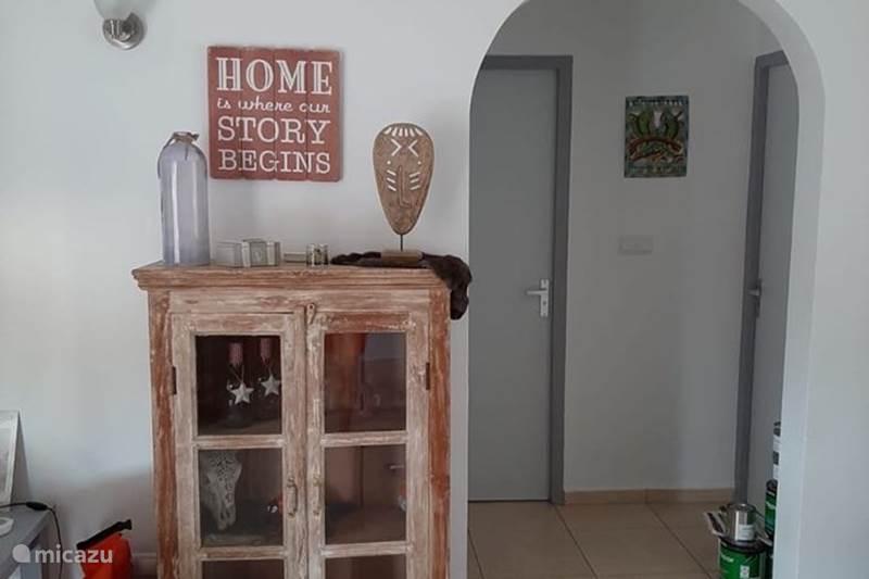 Vakantiehuis Curaçao, Banda Abou (west), Fontein Villa Kas Orane