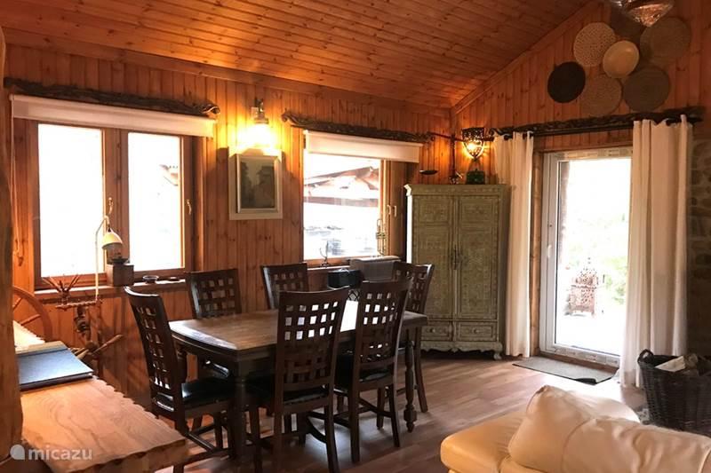 Vakantiehuis Zweden, Skåne, Västra Torup - Svenstorp Blokhut / Lodge Piti