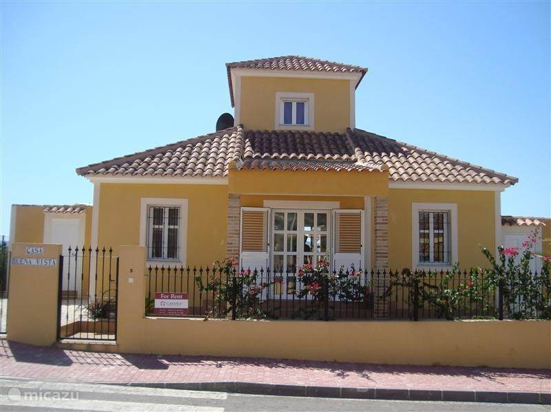 Vakantiehuis Spanje, Costa Cálida, Mazarrón Villa Casa Buena Vista