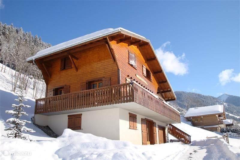 Vakantiehuis Frankrijk, Haute-Savoie, La Chapelle-d'Abondance Appartement Les Fledds