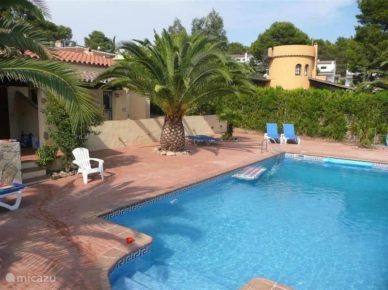 Vakantiehuis Spanje, Costa Brava, L'Estartit bungalow Palmeras