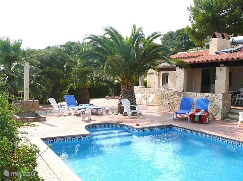 Vakantiehuis Spanje, Costa Brava, L'Estartit bungalow Palmeras 2