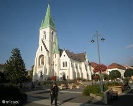 Church in Kaposvár